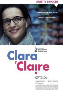 Cartel de la película Clara y Claire
