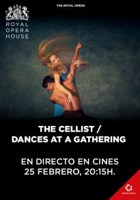 Cartel de la película The Cellist / Dances at a Gathering