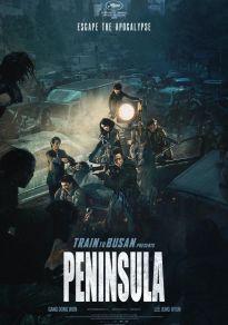 Cartel de la película Peninsula