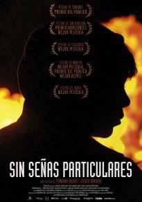 Cartel de la película Sin señas particulares