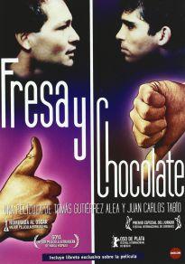 Cartel de la película Fresa y chocolate