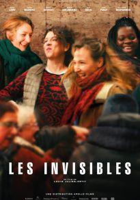Cartel de la película Las invisibles (cine)