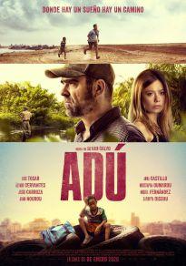 Cartel de la película Adú