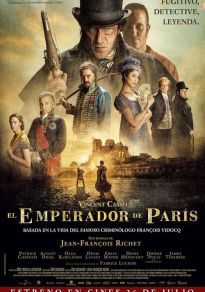 Cartel de la película El emperador de París