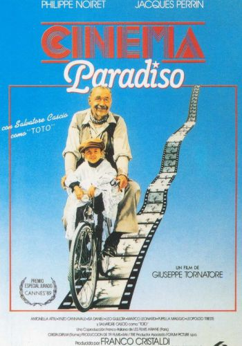 Cinema Paradiso background