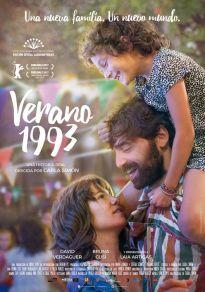 Cartel de la película Verano 1993