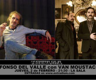 Alfonso del Valle & van Moustache