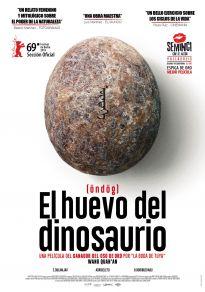 Cartel de la película El huevo del dinosaurio