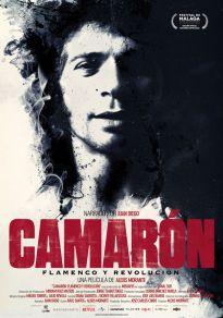 Cartel de la película Camarón: Flamenco y Revolución