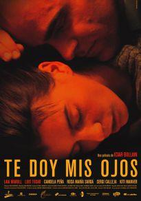 Cartel de la película Te doy mis ojos