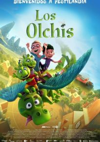 Cartel de la película Los Olchis