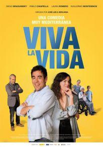 Cartel de la película Viva la vida