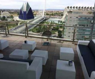 Agenda de terraza corte ingl s avenida francia valencia for Cartelera avenida sevilla