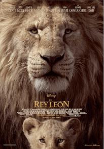 Cartel de la película El rey león (Película)