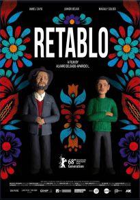 Cartel de la película Retablo