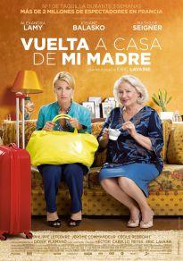Cartel de la película Vuelta a casa de mi madre
