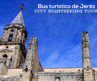 Bus turístico de Jeréz - City Sightseeing Tour