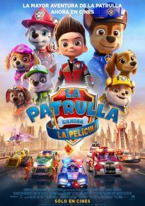 Cartel de la película La Patrulla Canina: la Película