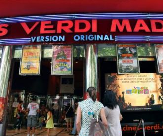 Cines Verdi Madrid
