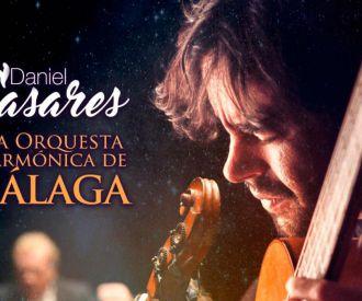 Daniel Casares y la Filarmónica de Málaga
