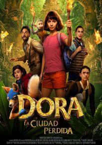 Cartel de la película Dora y la ciudad perdida