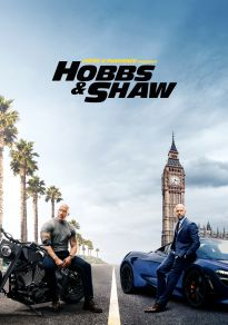 Cartel de la película Fast & Furious: Hobbs and Shaw