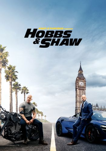 Fast & Furious: Hobbs and Shaw background