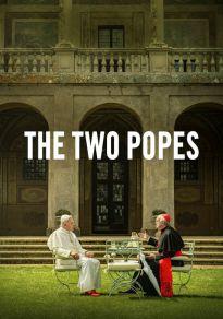 Cartel de la película Los dos papas