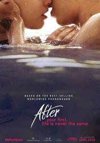 Cartel de la película After. Aquí empieza todo