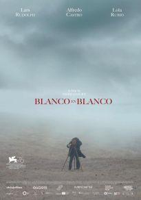 Cartel de la película Blanco en blanco