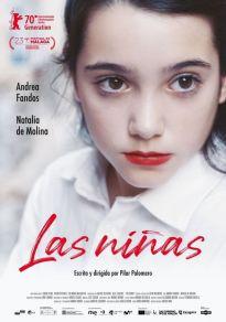 Cartel de la película Las niñas
