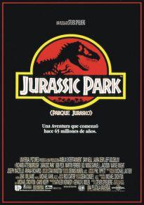 Cartel de la película Parque Jurásico