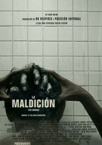 Cartel de la película La maldición (The Grudge)