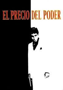 Cartel de la película Scarface (El precio del poder)