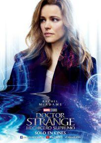 Cartel de la película Dr. Strange (Doctor Extraño)