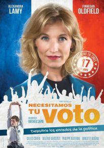 Cartel de la película Necesitamos tu voto