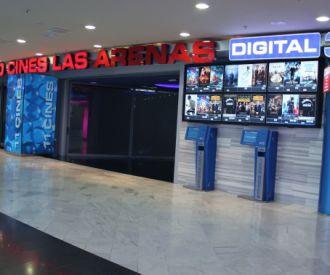 Yelmo Cines Las Arenas