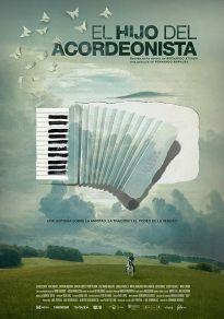 Cartel de la película El Hijo del Acordeonista CI VOSE