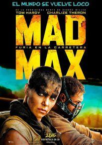 Cartel de la película Mad Max: Furia en la carretera