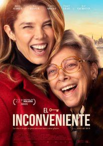 Cartel de la película El inconveniente