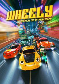 Cartel de la película Wheely. Atrápalo si puedes