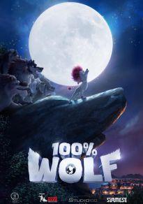 Cartel de la película 100% Wolf: Pequeño gran lobo