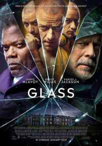 Cartel de la película Glass