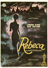 Cartel de la película Rebeca