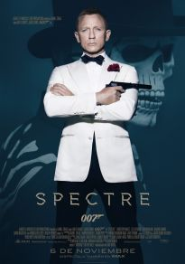 Cartel de la película Spectre (2015)