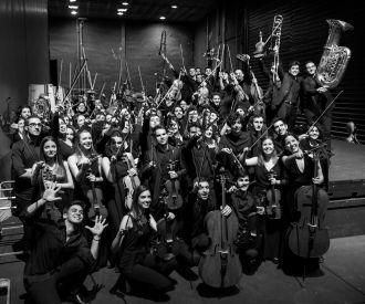 Amaury Coeytaux & Orquesta Joven de Andalucía