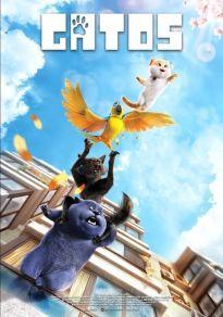 Cartel de la película Gatos (cine)