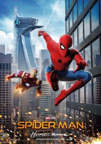 Cartel de la película Spider-Man: Homecoming