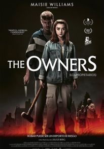 Poster del film The Owners (Los propietarios)