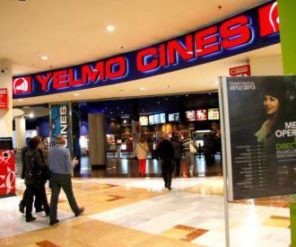 Yelmo Cines Los Prados